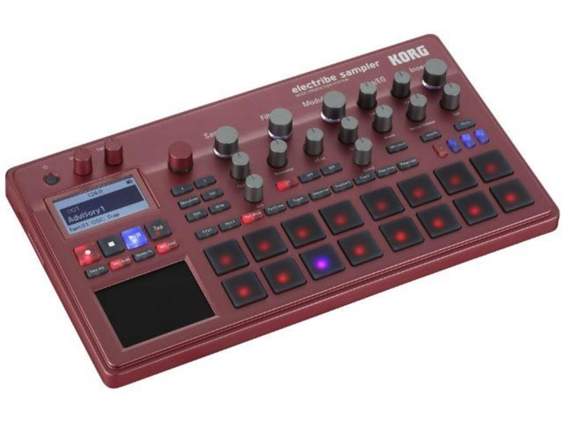 Korg electribe Sampler, Red