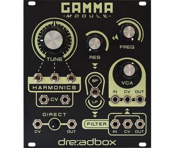 Dreadbox Gamma, DEMO UNIT