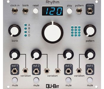 Qu-Bit Electronix Rhythm, DEMO UNIT