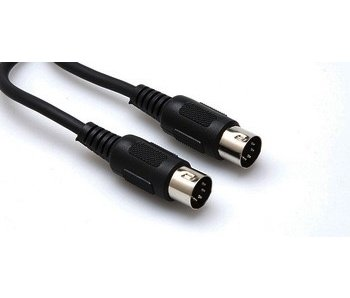 Hosa MIDI Cable, 15ft