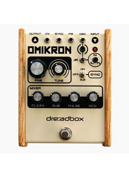 Dreadbox Omikron Pedal, DEMO UNIT