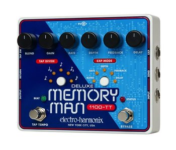Electro Harmonix Deluxe Memory Max 1100-TT