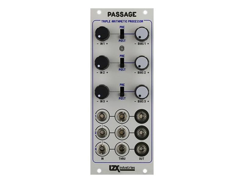 LZX Industries Passage