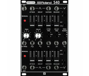Roland System-500 540 Dual Envelope/LFO