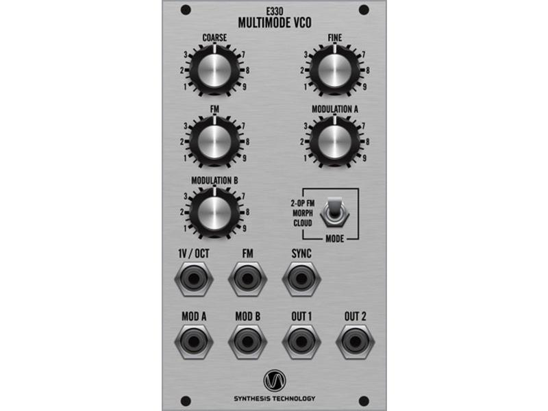 Synthesis Technology E330 Multimode VCO