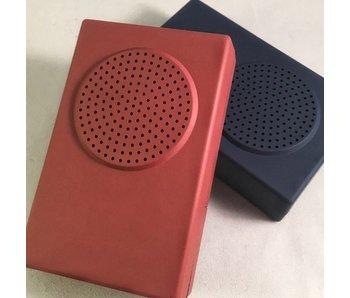 FM3 Buddha Machine 6, PHILIP GLASS - Red