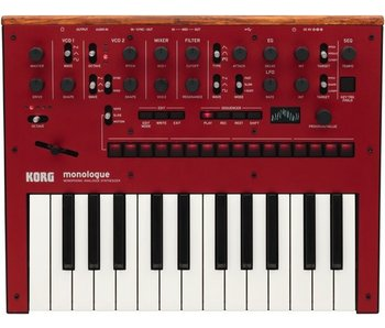 Korg Monologue, Red