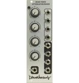 BrownShoesOnly Quad Video Attenuator Mixer