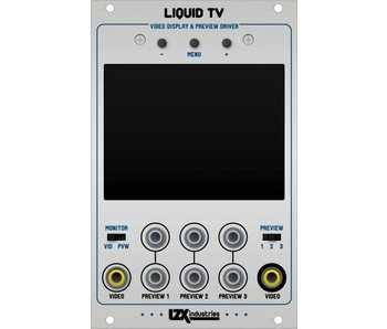 LZX Industries Liquid TV