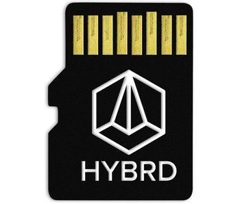 Tiptop Audio HYBRD Card by GLITCHMACHINES