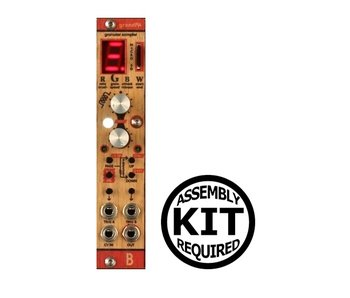 Bastl Instruments GrandPa - Wood, Kit