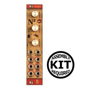 Bastl Instruments Noise Square - Wood, Kit, BLOWOUT PRICING