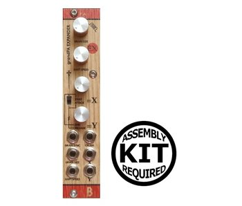 Bastl Instruments Spa (GrandPa Expander) - Wood, Kit, BLOWOUT PRICING