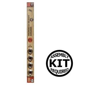 Bastl Instruments Solenoid Expander - Wood, Kit
