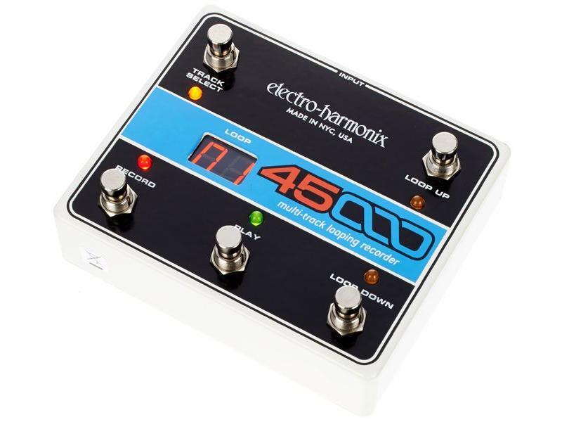 Electro Harmonix 45000 Looper Foot Controller
