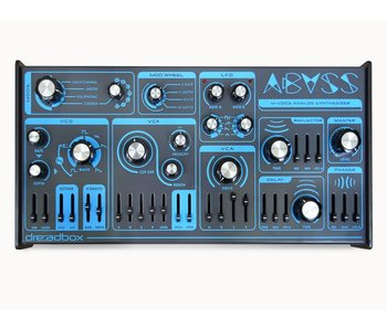 Dreadbox ABYSS Analog Synthesizer