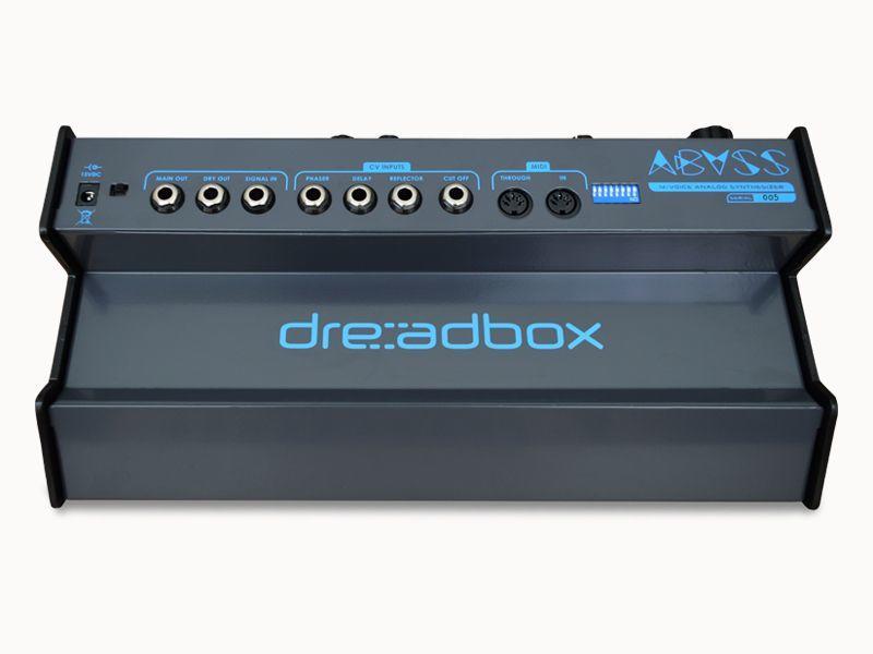 Dreadbox ABYSS Analog Synthesizer