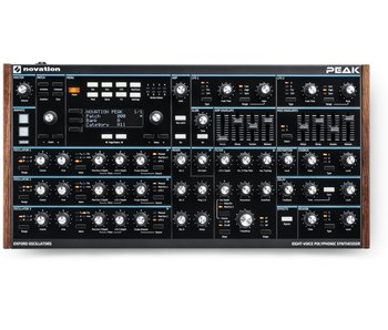 Novation Peak - February 2020 Promo