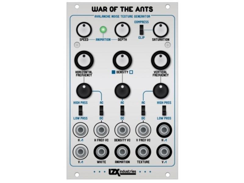LZX Industries War of the Ants, DEMO UNIT