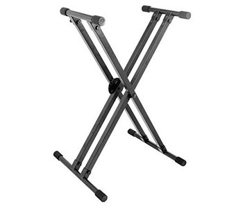 On-Stage Stands KS8291XX Lok-Tight Pro Double X w/ ErgoLok