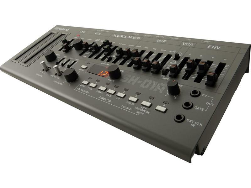 Roland SH-01A, Grey