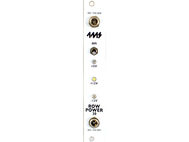 4ms ROW POWER (White, 30W)