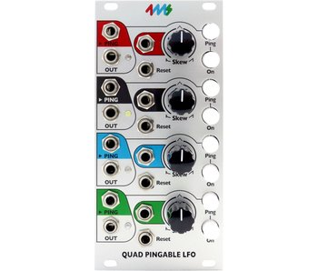 4ms QPLFO (Quad Pingable LFO)