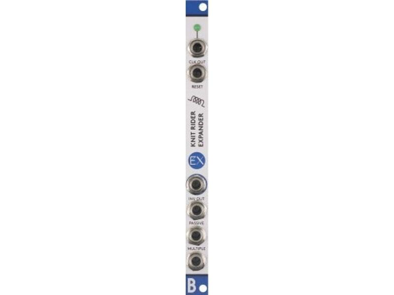 Bastl Instruments Knit Rider Expander - ALU