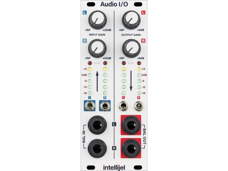Intellijel Audio Interface II