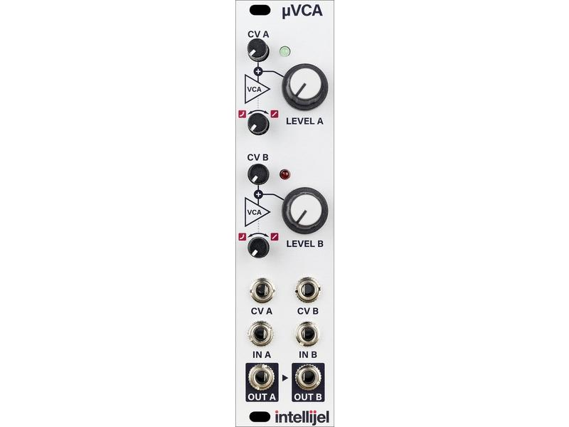Intellijel uVCA II, OPEN BOX