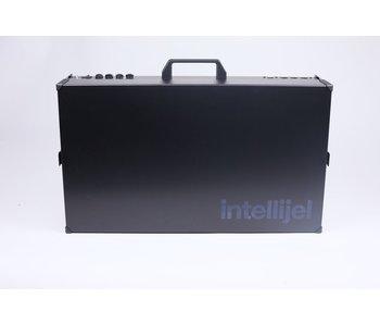 Intellijel Black/Grey Stealth 104hp, 7U Eurorack Case w/Power