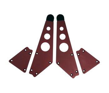 Intellijel 4U Joiner Plates (pair)