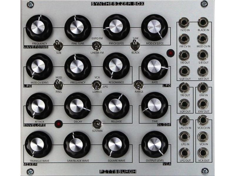 Pittsburgh Modular Synthesizer Box, USED