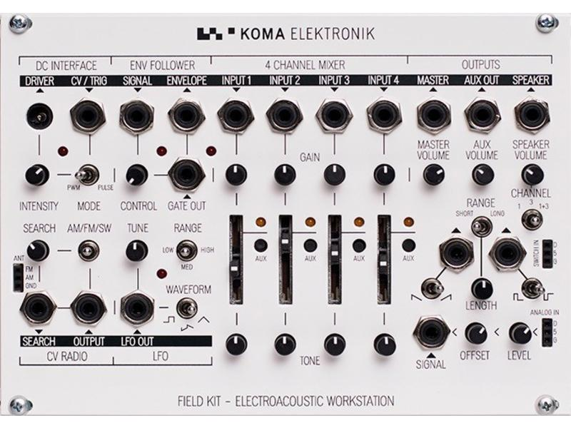 KOMA Field Kit Eurorack Panel