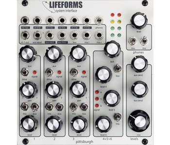 Pittsburgh Modular Lifeforms System Interface