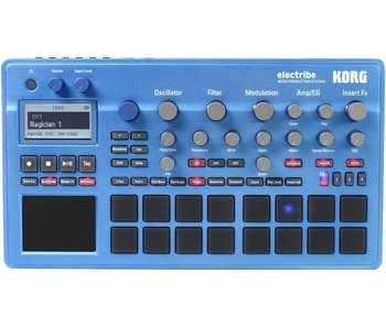 Korg electribe, Blue