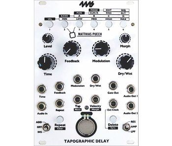 4ms Tapographic Delay, DEMO UNIT