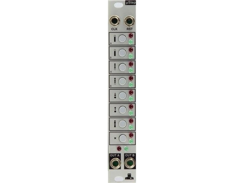 Intellijel uStep, USED