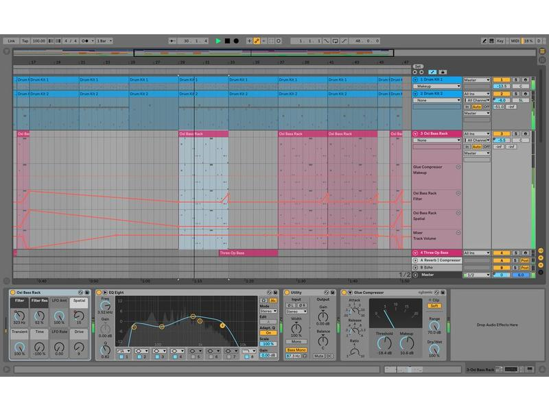 Ableton Live 10 Standard Edition, BOX