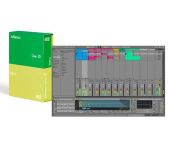 Ableton Live 10 Intro Edition, BOX