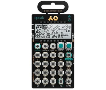 Teenage Engineering Pocket Operator PO-35 Speak