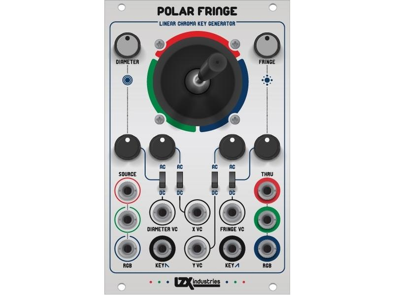 LZX Industries Polar Fringe, DEMO UNIT