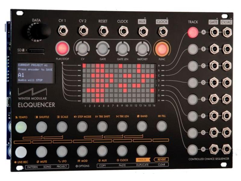 Winter Modular Eloquencer, Black