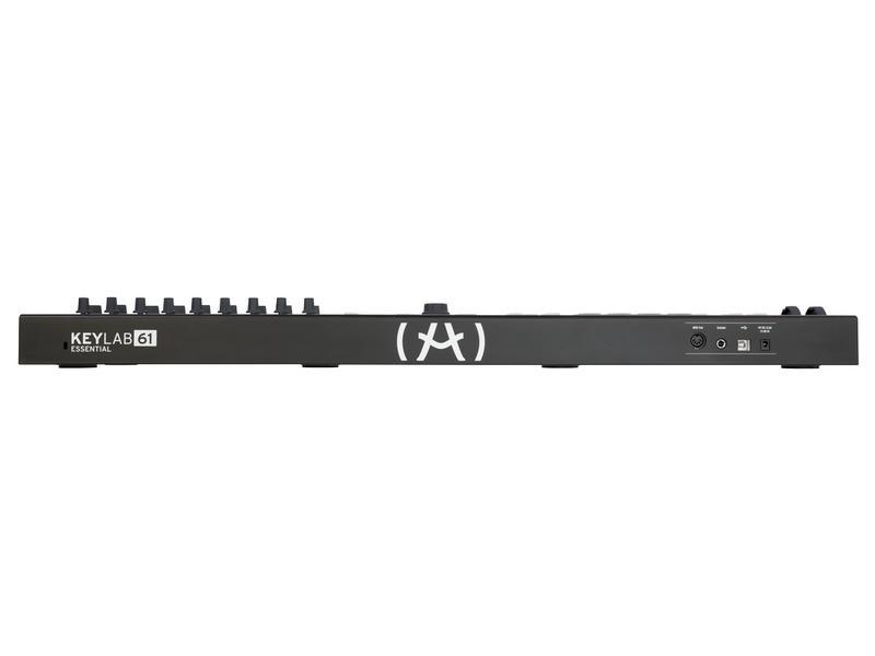 Arturia KeyLAB Essential 61 Black Edition