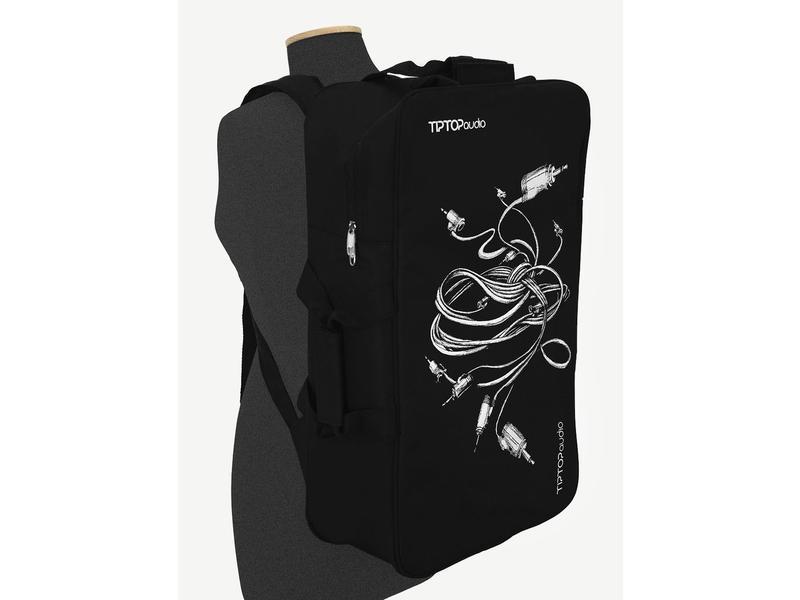 Tiptop Audio Mantis Travel Bag, StackSpaghetti