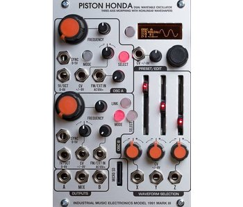 Industrial Music Electronics Piston Honda mkIII