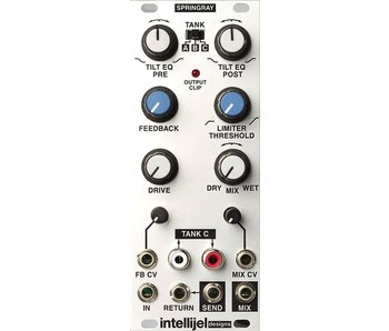 Intellijel Springray w/ Small Reverb Tank, USED