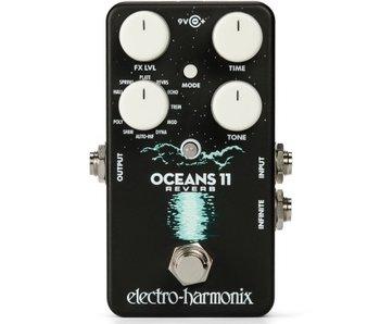 Electro Harmonix Oceans Eleven Reverb