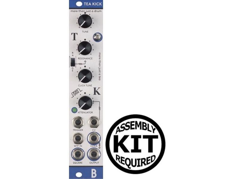 Bastl Instruments Tea Kick - ALU, Kit