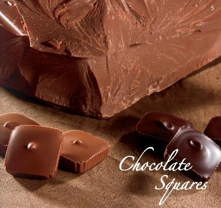 Dark Chocolate Squares (12 oz box)